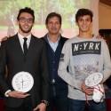 L&#8217;atletica Piacenza compie 40 anni. <br />Premiati i fratelli Dallavalle