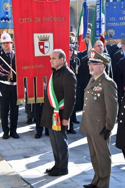 """Commemorazione dei caduti in guerra, Dosi: """"Chiamati a educare alla pace"""""""