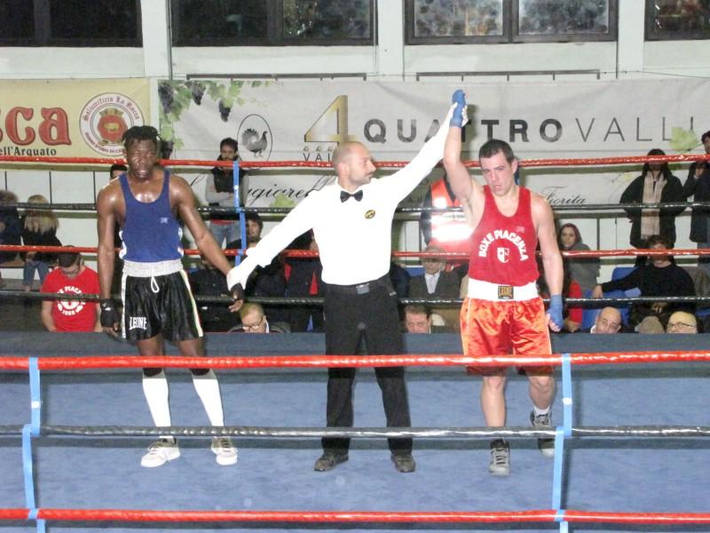 Boxe Piacentina