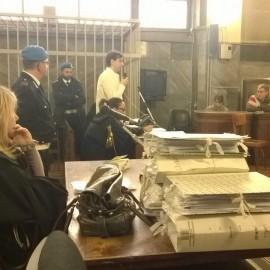 Delitto trolley, ergastolo e isolamento diurno per Civardi