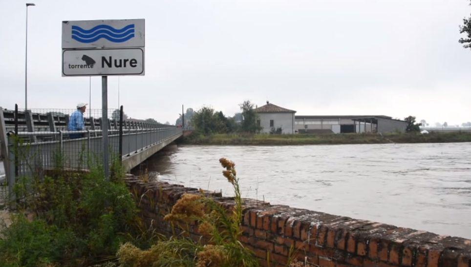 Alluvione, Nure in piena