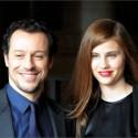 Matrimonio vip, Stefano Accorsi e Bianca Vitali sposi a Borgonovo
