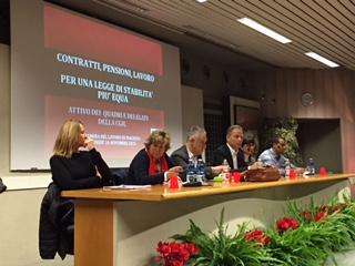 Susanna Camusso a Piacenza (1)