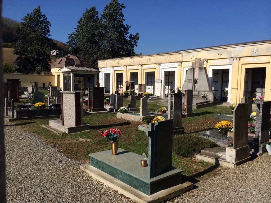 cimitero di Travo
