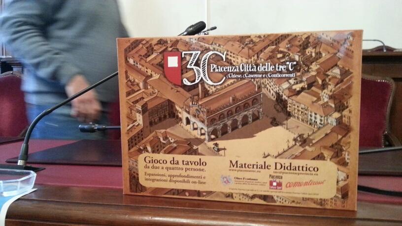 Piacenza città delle tre C