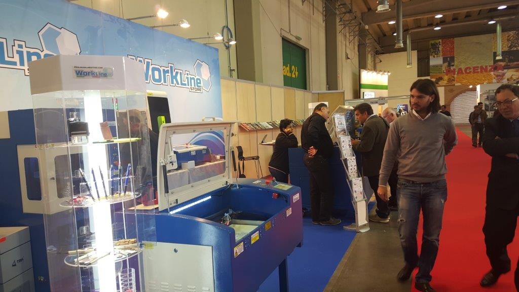 Expo laser