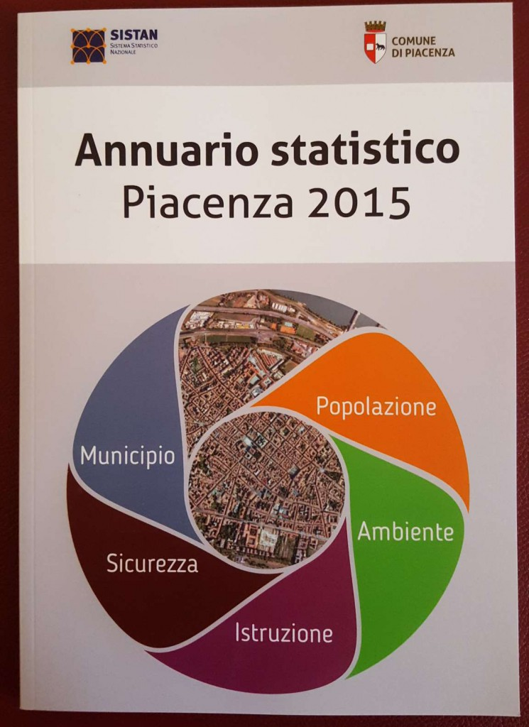 Annuario statistico 2015