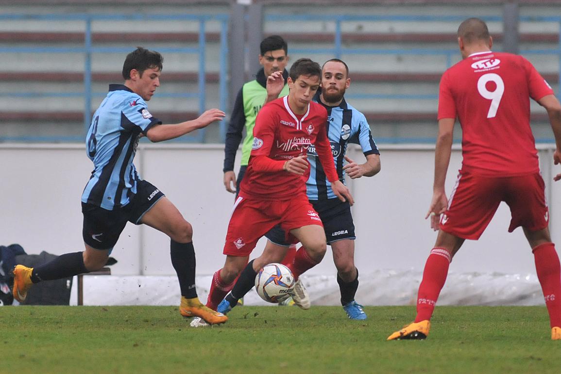 Piacenza Calcio Lecco per P.Gentilotti (FotoDELPAPA) Contini