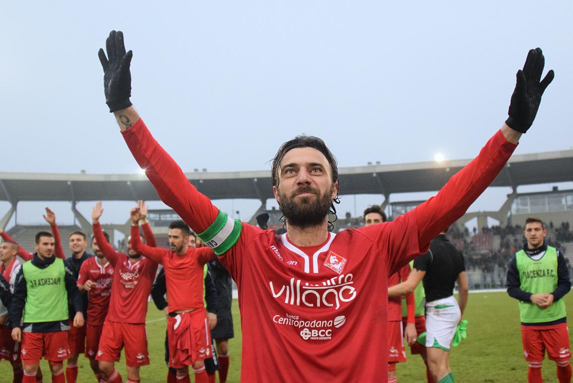 Piacenza Calcio Lecco per P.Gentilotti (FotoDELPAPA) Matteassi