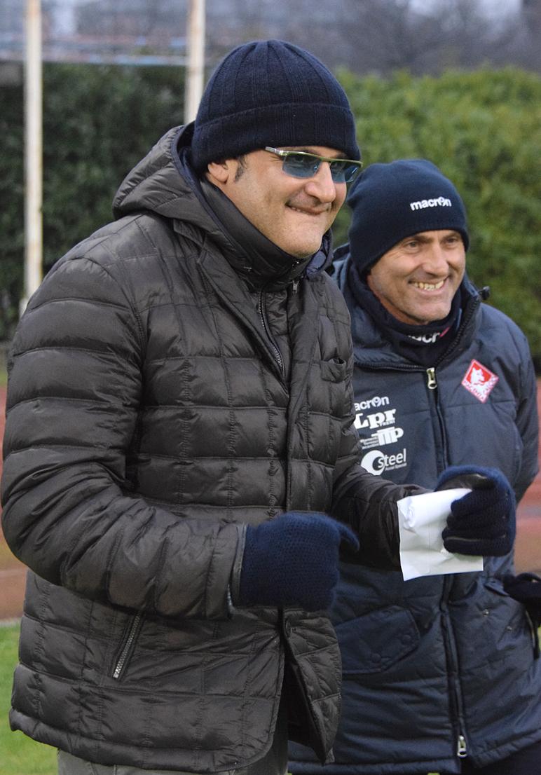 Piacenza Calcio Lecco per P.Gentilotti (FotoDELPAPA) Marco Gatti
