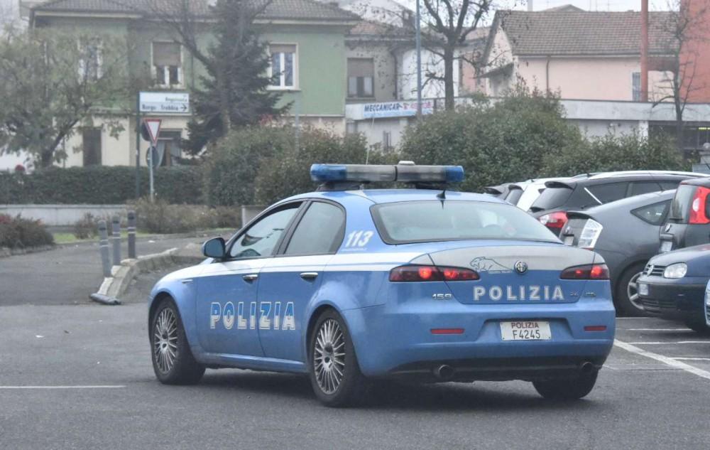 volante di polizia (fsl)-1000