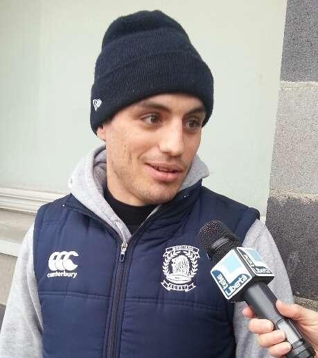 """L'ex Lyons Aristide Barraud lascia il rugby: """"Troppo pericoloso continuare"""""""
