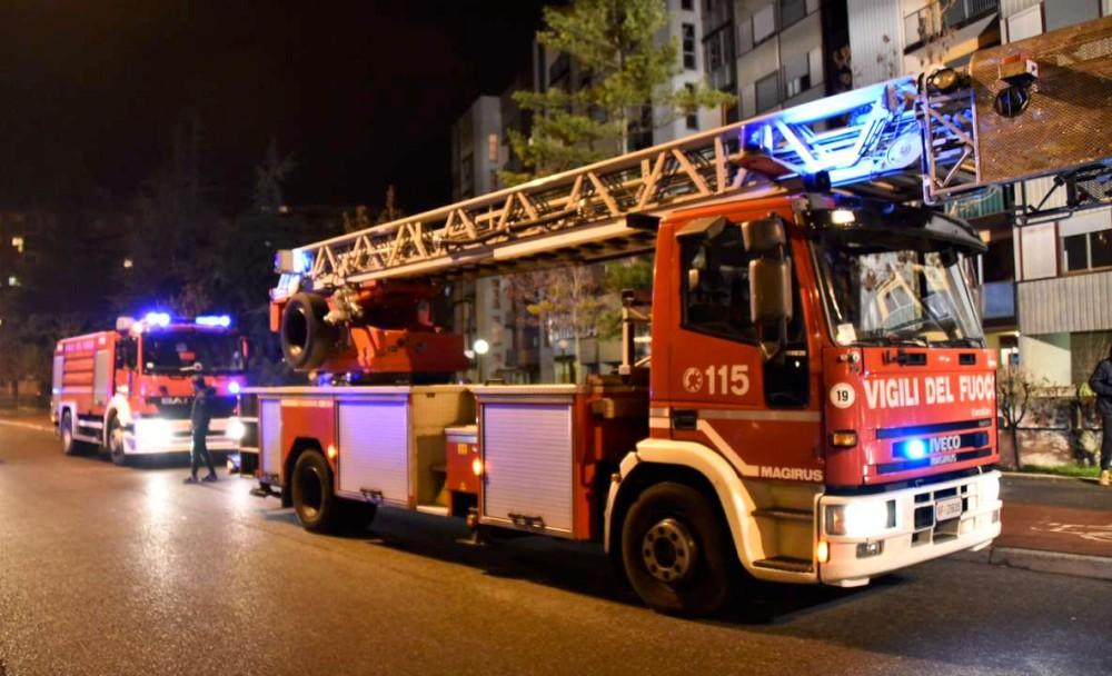 Tragedia sfiorata in via Scoto: guasto della caldaia, sei persone salvate in extremis