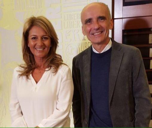 """Capodanno con """"Nel Mirino"""": ospite Carini, neo-direttore di Libertà"""