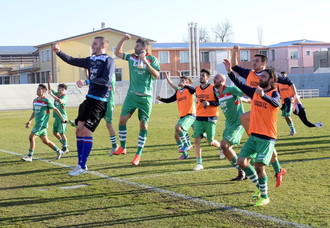 Piacenza Calcio Bustese per P.Gentilotti (FotoDELPAPA)