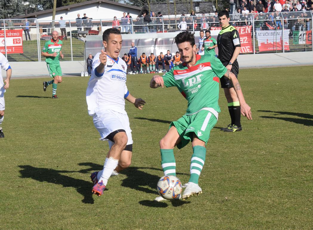 Piacenza Calcio Bustese per P.Gentilotti (FotoDELPAPA) Minincleri