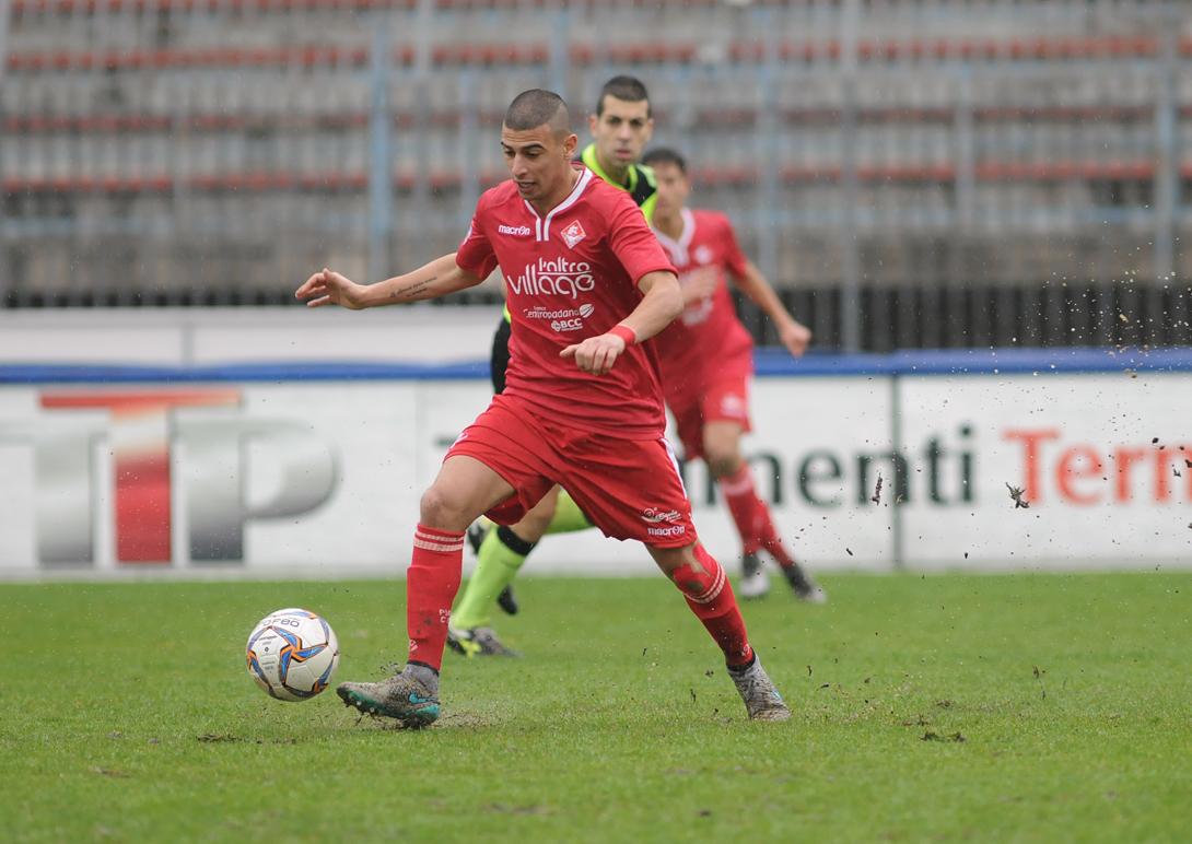 Piacenza Calcio Sondrio per P.Gentilotti (FotoDELPAPA) Saber