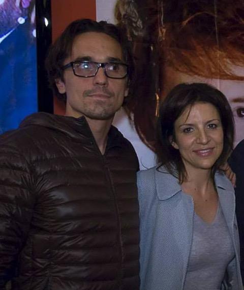 Paola Pedrazzini e Pier Giorgio Bellocchio
