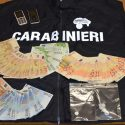 Cocaina in tasca e 8mila euro in casa: arrestato 46enne