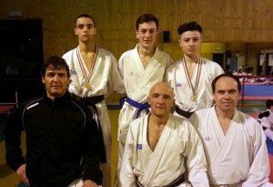 Karate: quattro atleti piacentini ai campionati europei under 18