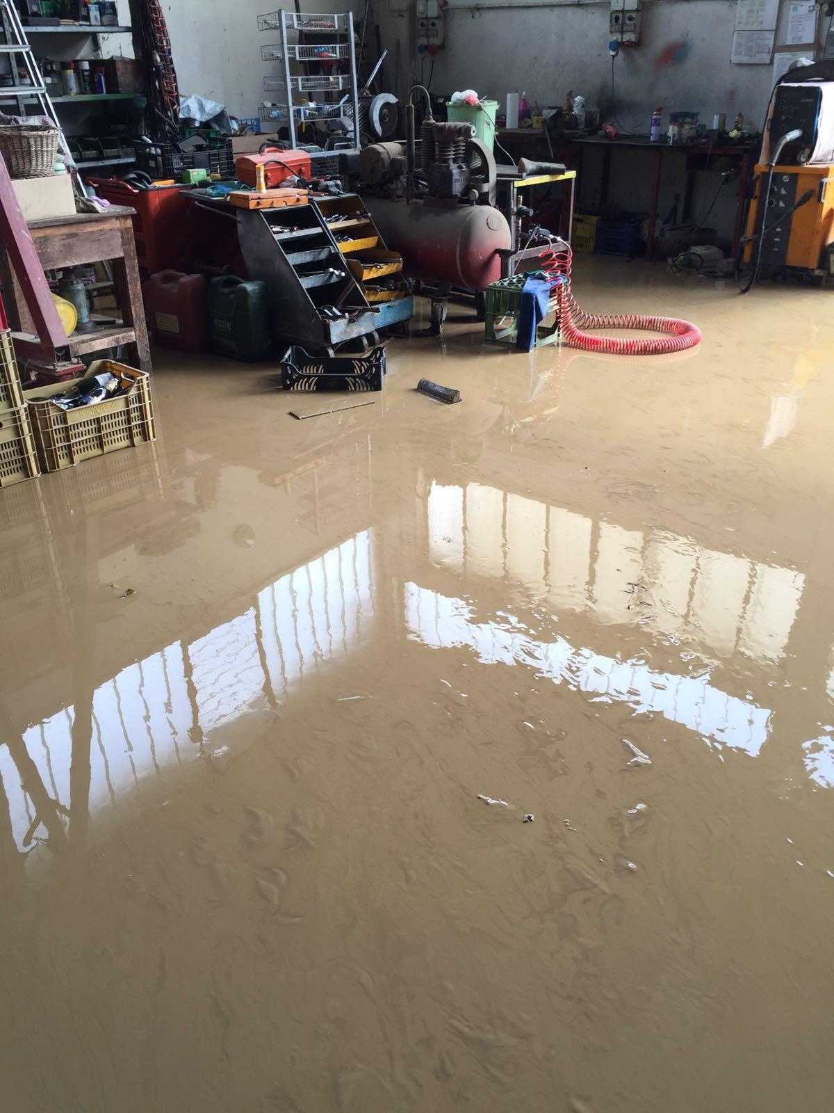 Alluvione Paderna
