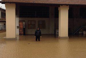 """La rabbia di Paderna: """"Non siamo alluvionati di Serie B"""""""