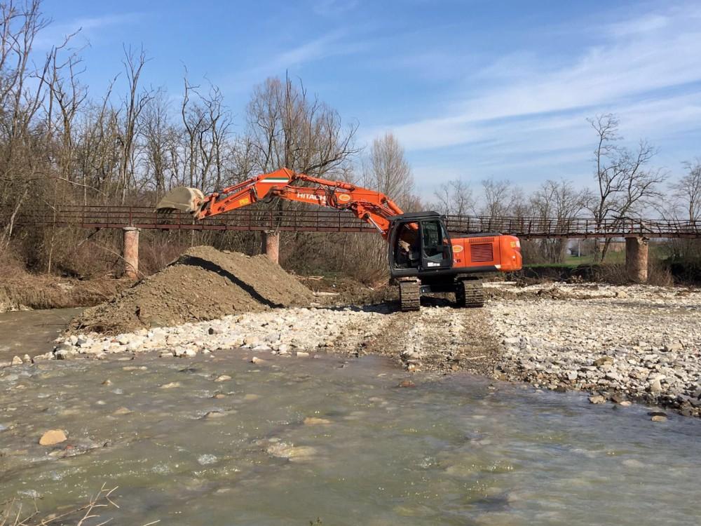 Fiumi e torrenti, in arrivo 230mila euro nel Piacentino per la sicurezza
