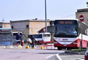 Autobus Seta, oggi e domani orario di vacanza scolastica