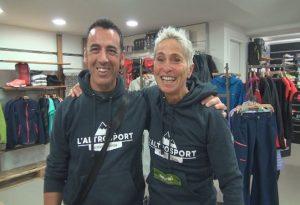 Simone e Cinzia: nel deserto del Marocco tra le stelle e la fatica della maratona