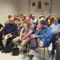 """Polizia, carabinieri e municipale incontrano i cittadini: """"Insieme contro i furti"""""""