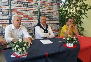 Basket, unione Codogno e Piacenza: nasce l'Ucc Assigeco Piacenza