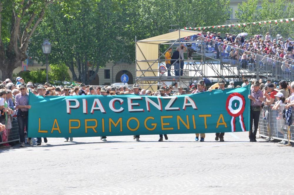 E' ufficiale: raduno Secondo raggruppamento sarà a Piacenza