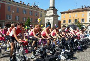 In trecento sulle cyclette per Casa di Iris. Raccolti 20 mila euro