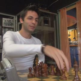 """Maestro di scacchi a 19 anni, Mauro: """"Voglio giocare con i più forti"""""""