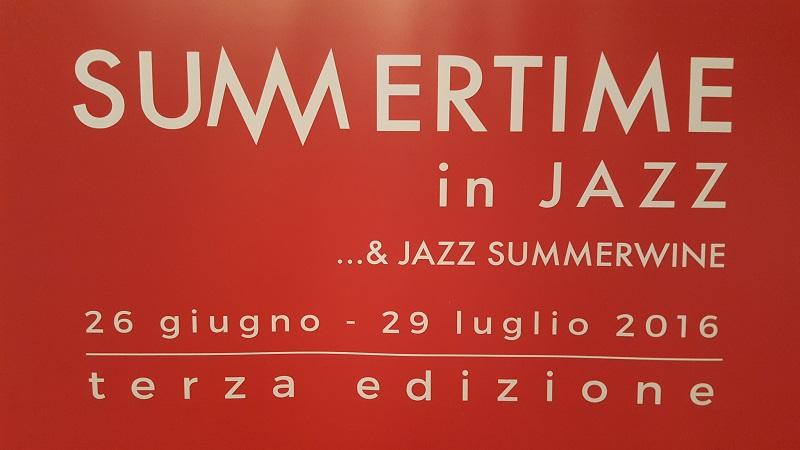 Summertime Jazz 2016