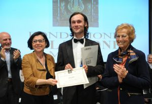 Emozioni alle Rotative: premio Enrica Prati a Evgeny Starodubtsev