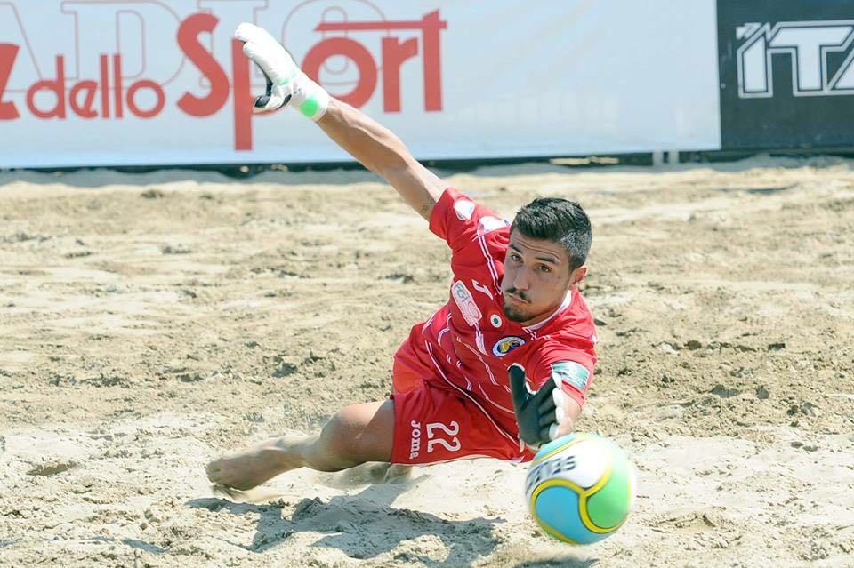 federico campominosi - beach soccer