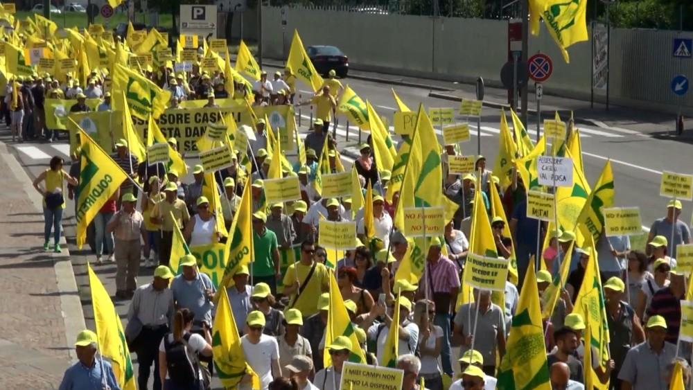Manifestazione Coldiretti a Bologna (2)-1000