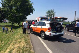 Travolto dal suv, muore 36enne in bici a San Nicolò. Conducente arrestato