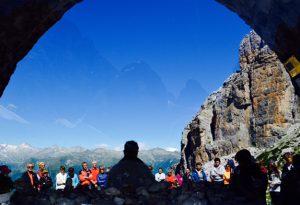 La comunità di Nostra Signora di Lourdes ricorda le vittime del Brentei