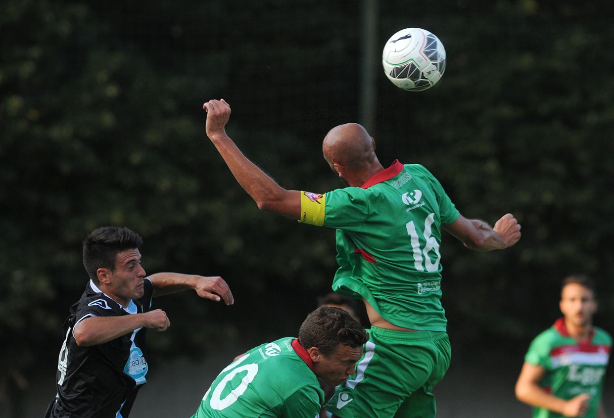 Piacenza Calcio Entella per Capra (FotoDELPAPA) Cazzamalli