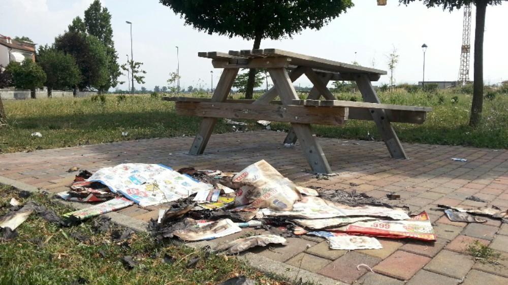 Vandalismo al campo giochi della Besurica (2)-1000