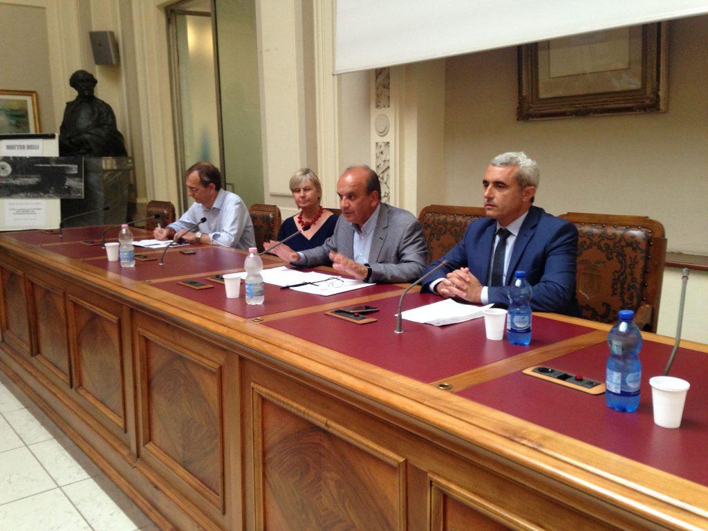 conferenza socio sanitaria