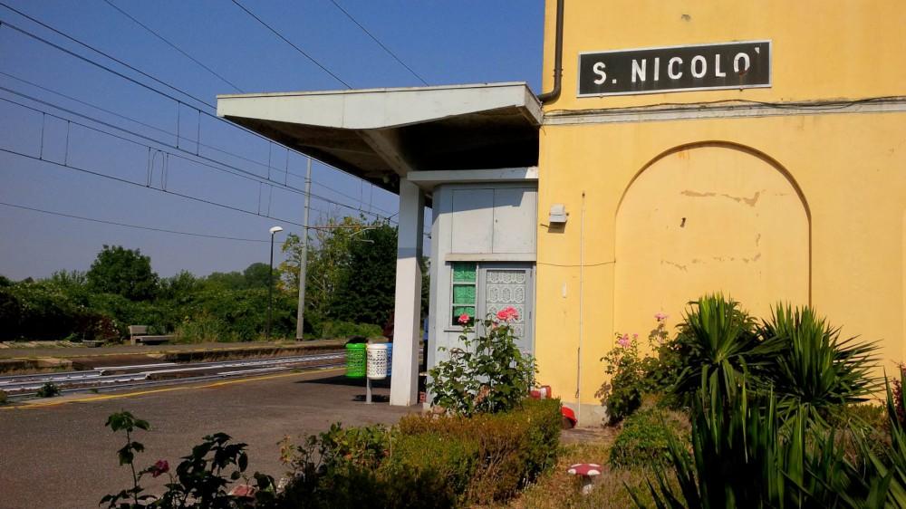 stazione di san nicolò