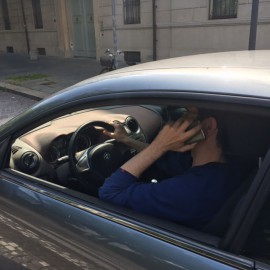 Piacentini al volante con il cellulare: in un anno multe quasi triplicate