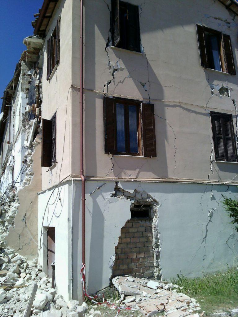 Protezione Civile - Terremoto in centro Italia