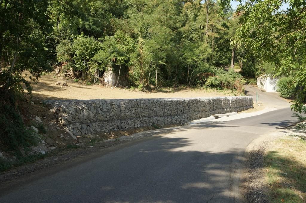 Pianello - Strada antifrana