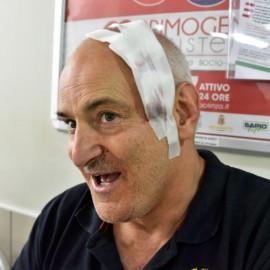 """Il commerciante ferito: """"Non sono un eroe, ma la sicurezza è un problema"""""""