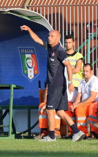 Piacenza Calcio Lucchese ( Foto DEL PAPA ) Franzini