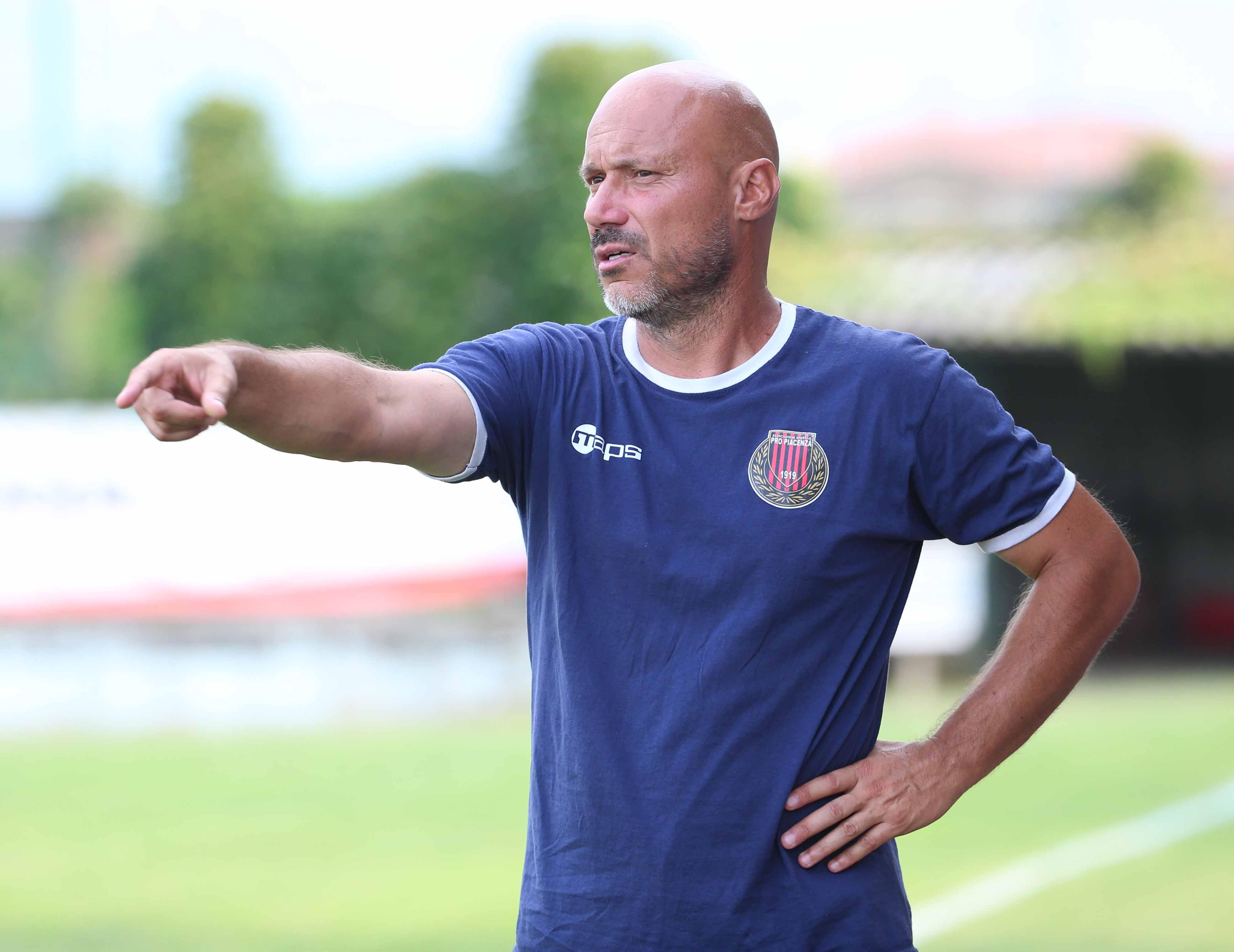 Pro Piacenza, è ufficiale: l'allenatore sarà Fulvio Pea. Confermato lo staff tecnico
